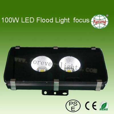 100W LED泛光灯 聚光50°