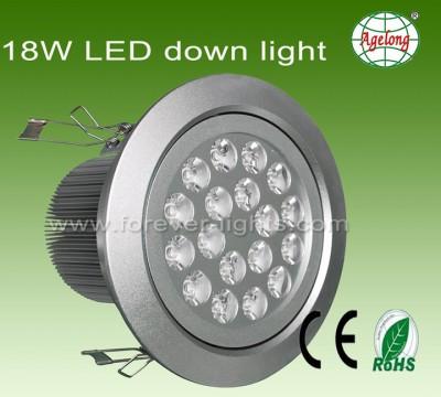 18W LED 筒灯