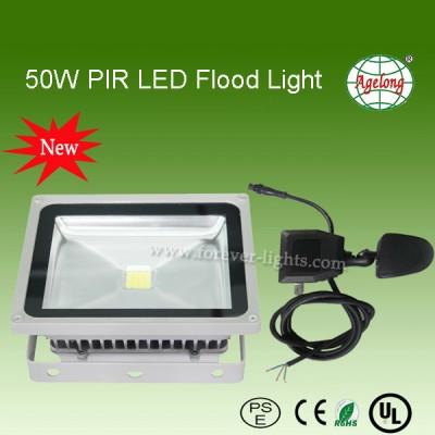 50W PIR LED泛光灯/LED投光灯