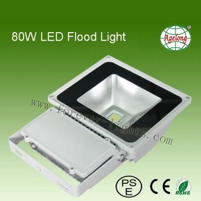 80W LED投光灯