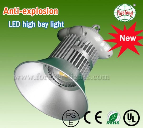 防爆LED工矿灯30-200W全系列通过防爆认证