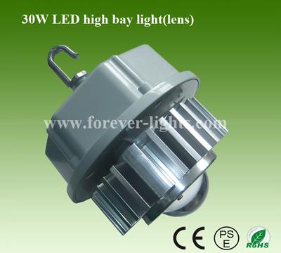 30W LED工矿灯(30°透镜)