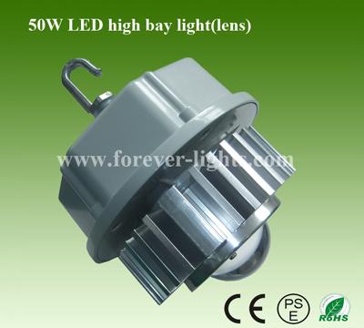 50W LED工矿灯(30°透镜)