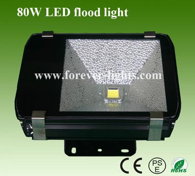 80W LED泛光灯(370系列)