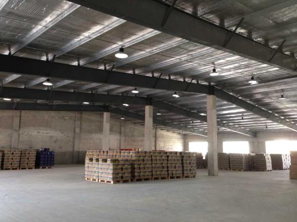 50W-100W工矿灯 用于黑龙江九美集团节能改造工程