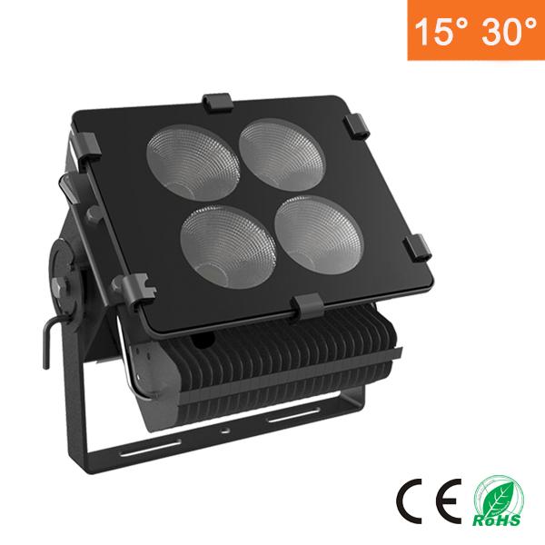 300W LED投光灯 15° – 30°