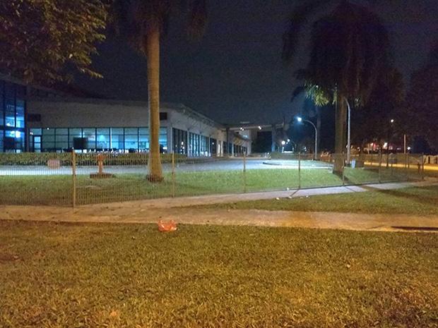 新加坡 – 新LED路灯用于新加坡工业园区照明