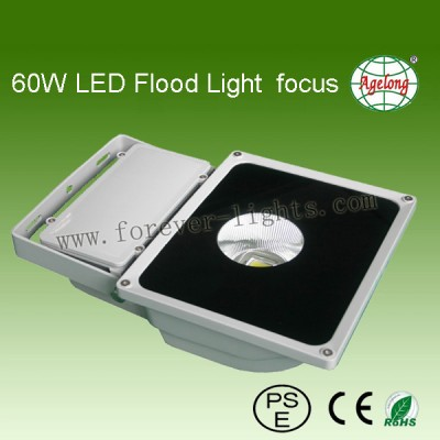 60W LED泛光灯 聚光50°