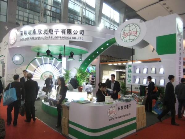 2012广州LED展