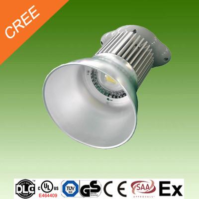 我司CREE系列LED工矿灯(100W,150W,200W)获得DLC列名