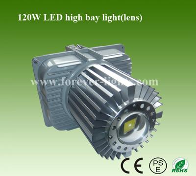 120W LED工矿灯(30°透镜)