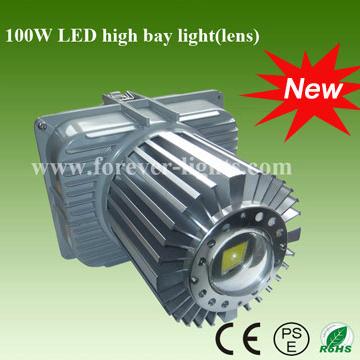 100W LED工矿灯(30°透镜)