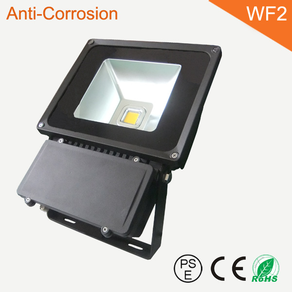 80W 防腐蚀(防海水) LED泛光灯/LED投光灯