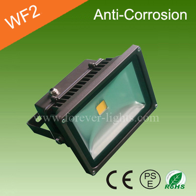 20W 防腐蚀(防海水) LED泛光灯/LED投光灯