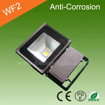 60W 防腐蚀(防海水) LED泛光灯/LED投光灯