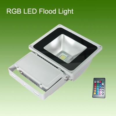 80W RGB LED泛光灯/投光灯