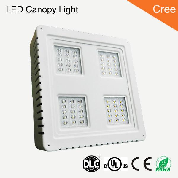 新款LED加油站灯(Canopy light)正式上市