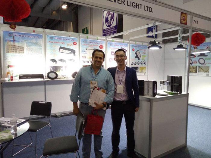 2017墨西哥电力照明展